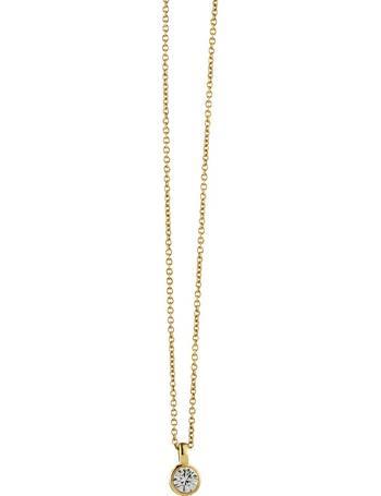 a898d9463cf5 Dyrberg Kern. Ette Swarovski Crystal Round Pendant Necklace. from John Lewis