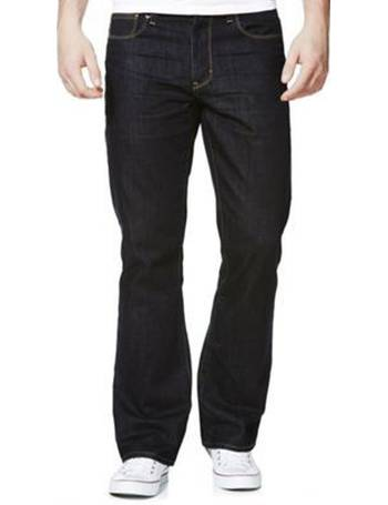 026a7cd023b Indigo Rinse Bootcut Jeans from Tesco F&F Clothing