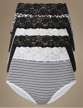 d278a4857d0 Shop Women's Marks & Spencer Lace Briefs up to 75% Off | DealDoodle