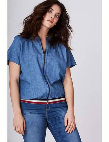1c217c1f92a3c Shop Women s Fashion World Denim Jackets up to 60% Off
