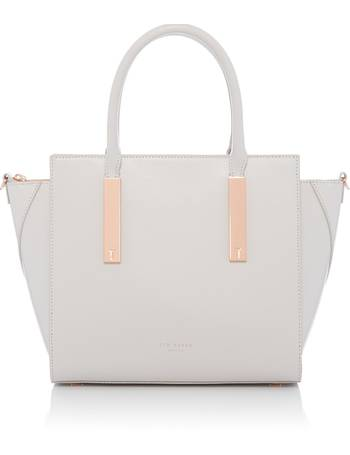 f140747b6 Ted Baker. Harmen mini grain tote bag. from House Of Fraser