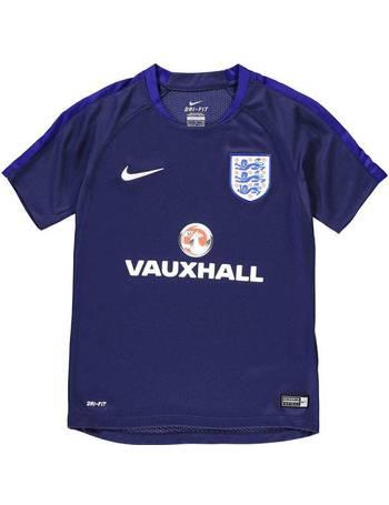 Nike. England Training Shirt Junior Boys. from Sports Direct c7ee80e5c6b9