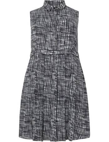 534fb2bbbb4 Studio 8. Plus Size Sally shirt dress. from House Of Fraser