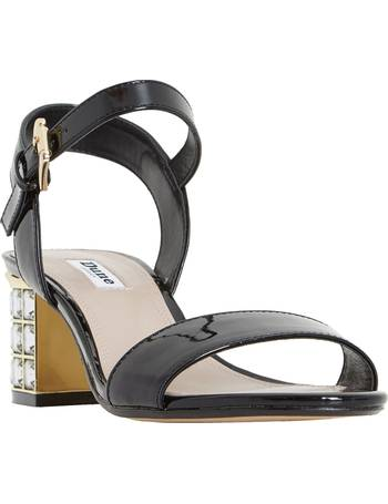 bdd4fa24108b1f Shop Women s Dune Block Sandals up to 80% Off
