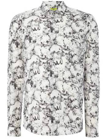 3501a7c90 Men s Noose and Monkey Printed Smokey Shirt from House Of Fraser