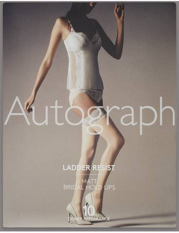 276dde34b0b Shop Women s Autograph Stockings and Hold Ups up to 70% Off