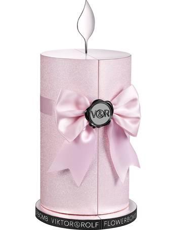 32986c81d Luxe Flowerbomb 50ml Eau de Parfum Gift Set from House Of Fraser