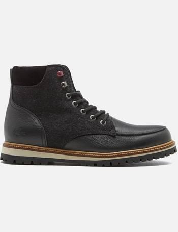 3c850d6e6 Lacoste. Men s Montbard 316 Lace Up Boots