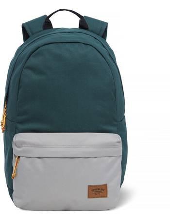 Crofton 22l Backpack Green light Grey Green Gables light Grey Pocket Unisex  from Timberland dd3674947216b