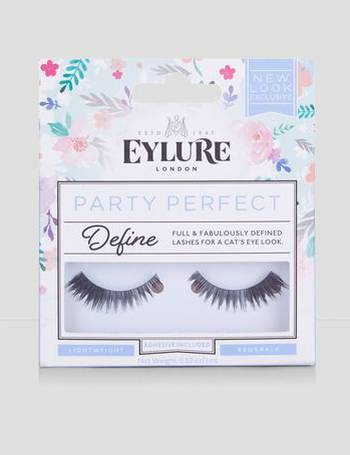 9bda7a6f355 Eylure Black Party Perfect 123 Fake Eyelashes New Look from New Look