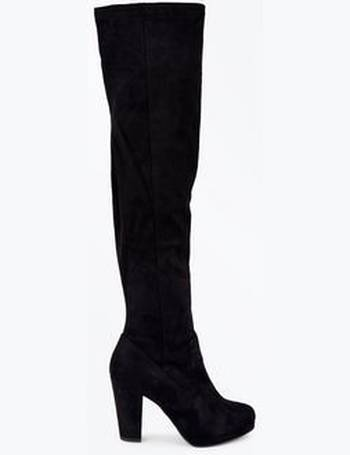 7a36ce1d7db Shop Women's New Look Over The Knee Boots up to 80% Off | DealDoodle