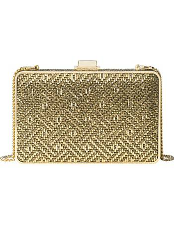 9aa706d57f2f Michael Kors. Large Leather Clutch Bag. 2 Stores. £251.00. Pearl Medium Box  Clutch from John Lewis