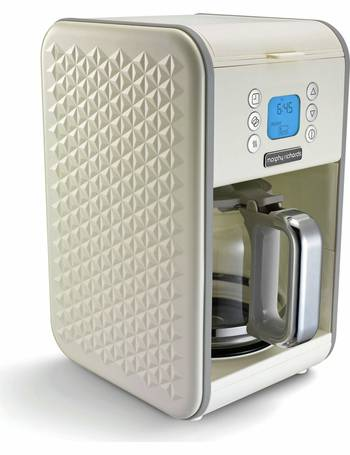 Shop Morphy Richards Coffee Machines Up To 55 Off Dealdoodle