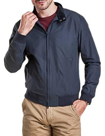 barbour maree lightweight harrington jacket