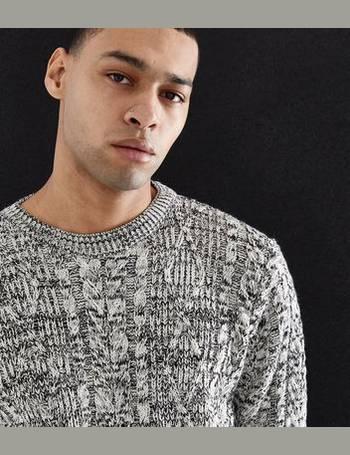 e9e93e71a32 Shop New Look Men's Knit Jumpers up to 75% Off | DealDoodle