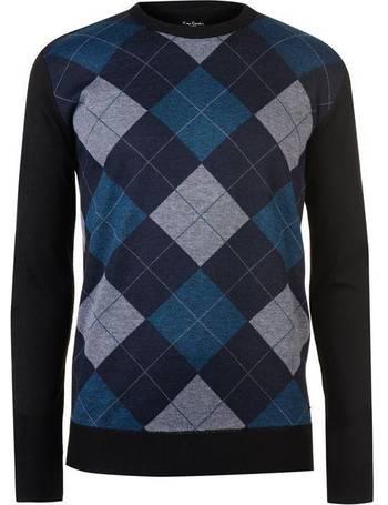 1f038eb13bd9fd Shop Men's Pierre Cardin Knitwear up to 90% Off   DealDoodle