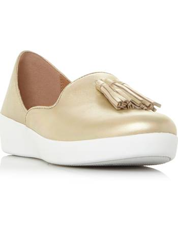 97e0e4402 Fitflop. Tassel Superska Skate Trainers. from House Of Fraser