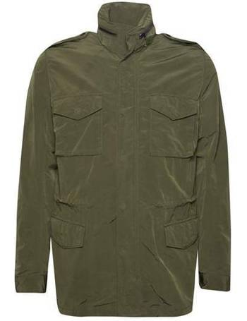 3d75127d9 Men's French Connection Wax Sanded Field Jacket