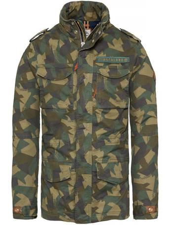 Men's Crocker Mountain M65 Jacket Camouflage Camouflage