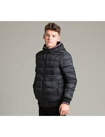 39f89f017 Shop Tommy Hilfiger Boy s Jackets up to 60% Off