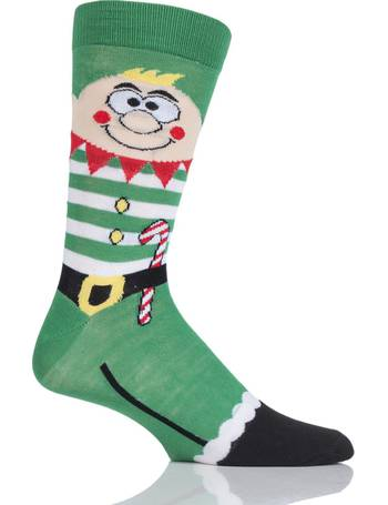 3e7e83b7805e5 Mens 1 Pair SockShop Christmas Novelty Socks from Sock Shop