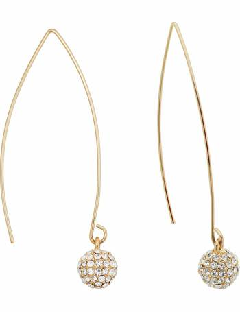 ae5cb3052 Shop Women's Argos Gold Earrings up to 75% Off | DealDoodle