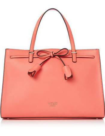 ed8d09880582 Guess. Leila girlfriend satchel bag. from House Of Fraser