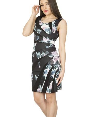 8fb88203c1ce9 Shop Women's Izabel London Floral Dresses up to 80% Off | DealDoodle