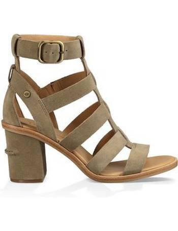 ccb59486d6c Shop Women s Ugg Heel Sandals up to 60% Off