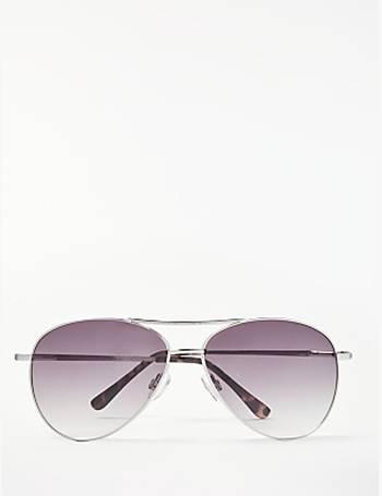 502aa78050 John Lewis   Partners. Classic Aviator Sunglasses