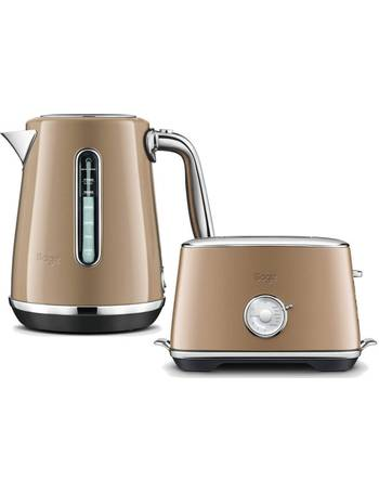 Kettles Electric Cream White Stainless Steel Dealdoodle