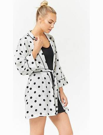 8cdef16ddc5 Shop Women s Forever 21 Robes up to 50% Off