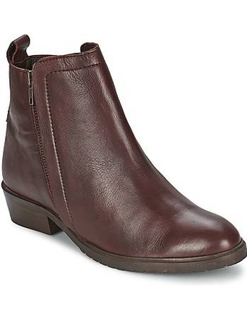 030e9938dd8 PLOTT women s Mid Boots in Red from Spartoo