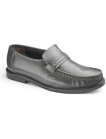 e095a77d408e Mens Slip-On Shoes Wide Fit from Fashion World
