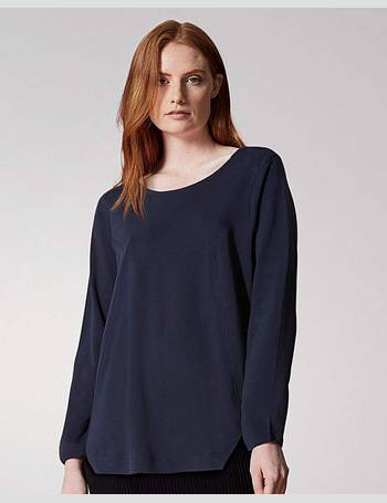 Womens Ruched Front Blouse JD Williams