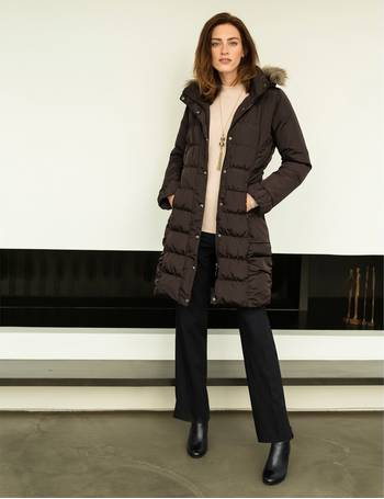 63b171e2410 Anne Weyburn. Padded Down Duvet Jacket with Water-Repellent and Stain-Resistant  Treatment