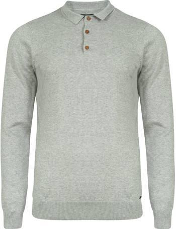 1cd4d6760 Cristian Polo Neck Knitted Jumper in Light Grey Marl – Kensington Eastside  from Tokyo