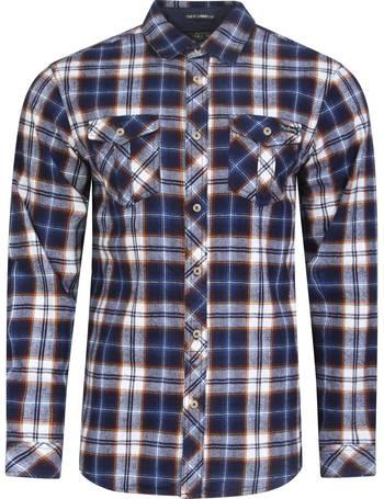 2dc511a663 Shop Men's Tokyo Laundry Check Shirts up to 50% Off | DealDoodle