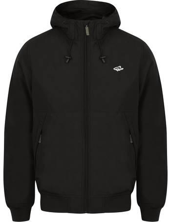 0c8922d9 Danesdale Hooded Windbreaker Jacket in Charcoal – Le Shark from Tokyo  Laundry
