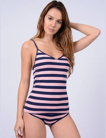 df9e0920f033 Faith Striped Cami Underwear Set from Tokyo Laundry