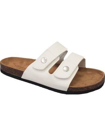 2de2f71d0712 Woods Double Strap Sandals from Tokyo Laundry