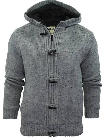 16b74f7361e0 Dissident Hopkins Sherpa Lined Knitted Cardigan from Tokyo Laundry
