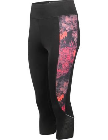 55f825e5bbffa Bonnie Workout Capri Leggings in Black / Floral Print – Tokyo Laundry  Active from