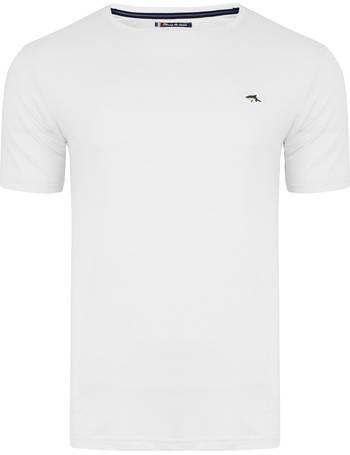 402778e576c4 Darsham Crew Neck T-Shirt in White – Le Shark from Tokyo Laundry