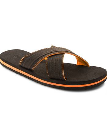 cbc59087a1a0 Reuben Crossover Flip Flop Sandals from Tokyo Laundry