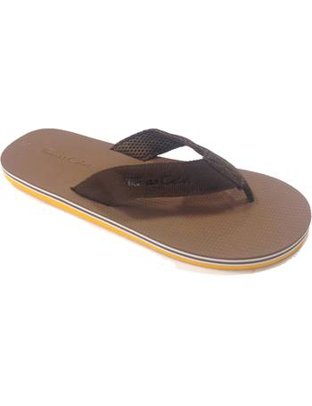 411484f08002 Mens Alister Cushioned Flip Flop Sandals from Tokyo Laundry