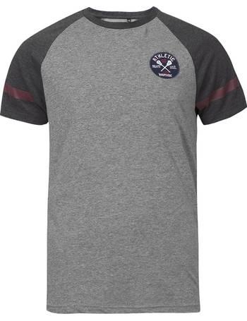 89af43f8448 Nurmi Raglan Sleeve T-Shirt from Tokyo Laundry
