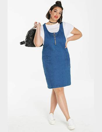 wide selection best value superior materials Shop Women's Simply Be Denim Dresses up to 60% Off | DealDoodle