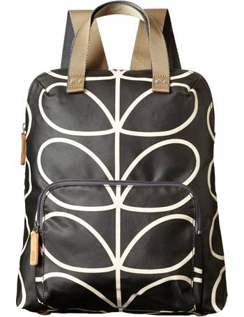 de605cdb703d orla Kiely. Matt Laminated Giant Stem Print Backpack