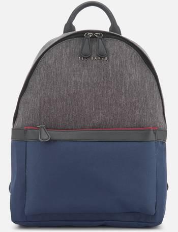 9bb6903bec Shop Ted Baker Men s Backpacks up to 50% Off